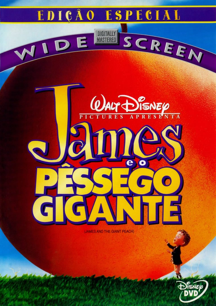 Baixar Filmes Download   James e o Pssego Gigante (Dublado) Grtis