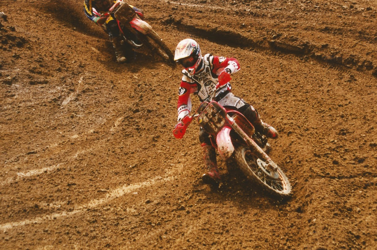 Brock Sellards Budds Creek 2000
