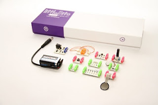 littlebits starter kit STEM gifts for kids