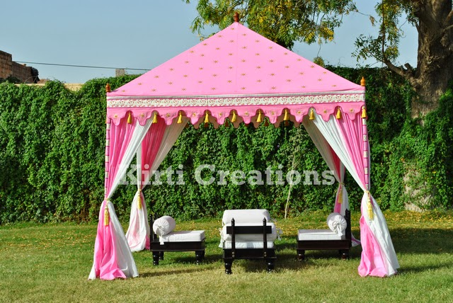 Its canvas is made from quality fabrics and this tent is durable in nature too. & Raj Tent-Tent Manufacturers: Raj Garden Tent And Its Various Facet