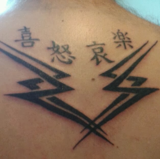 Tattoo Art: My Tattoo-designs: The Japanese Word For