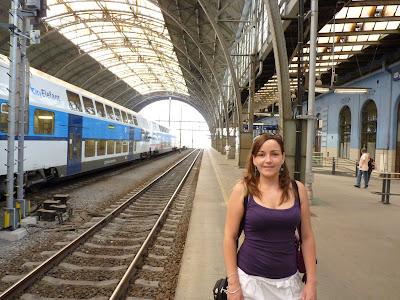 estacion de trenes praga