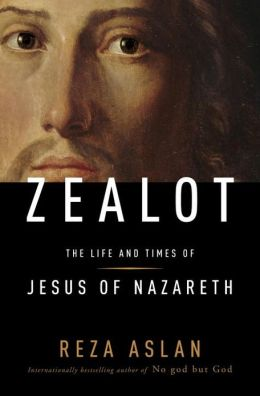 Zealot by Reza Aslan - book cover