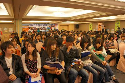 YMCA 大型日本留學展