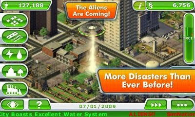 SimCity Deluxe v0.0.13 Apk + SD Data For Android