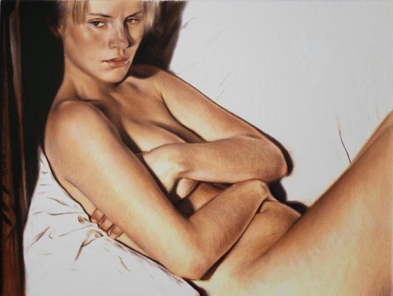 D.W.C. Brown Seat - Painter Jeffrey Gold