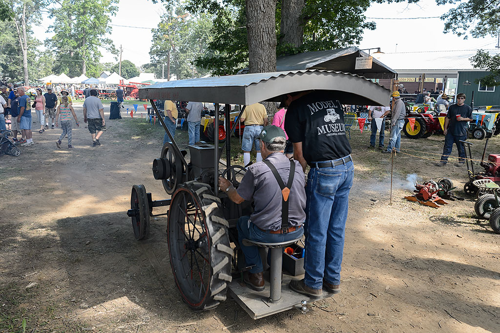 Shenandoah Valley Steam and Gas Engine Association Show