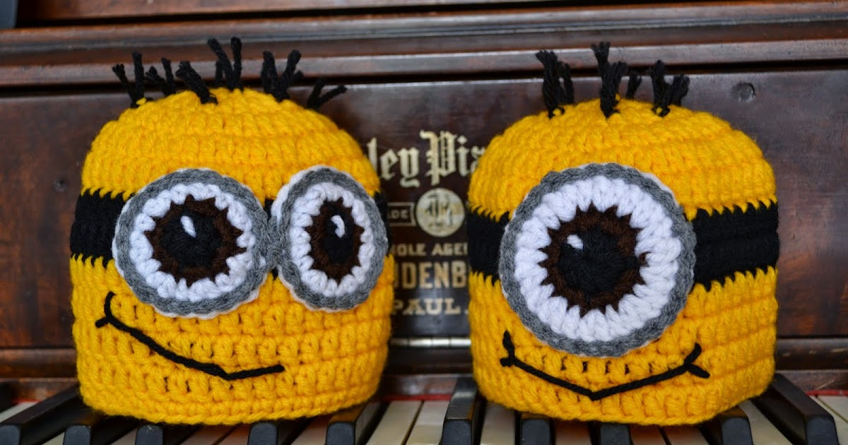 Knotty Knotty Crochet Minions Oh Minions Free Pattern