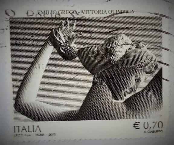 Emilio Greco - Vittoria olimpica
