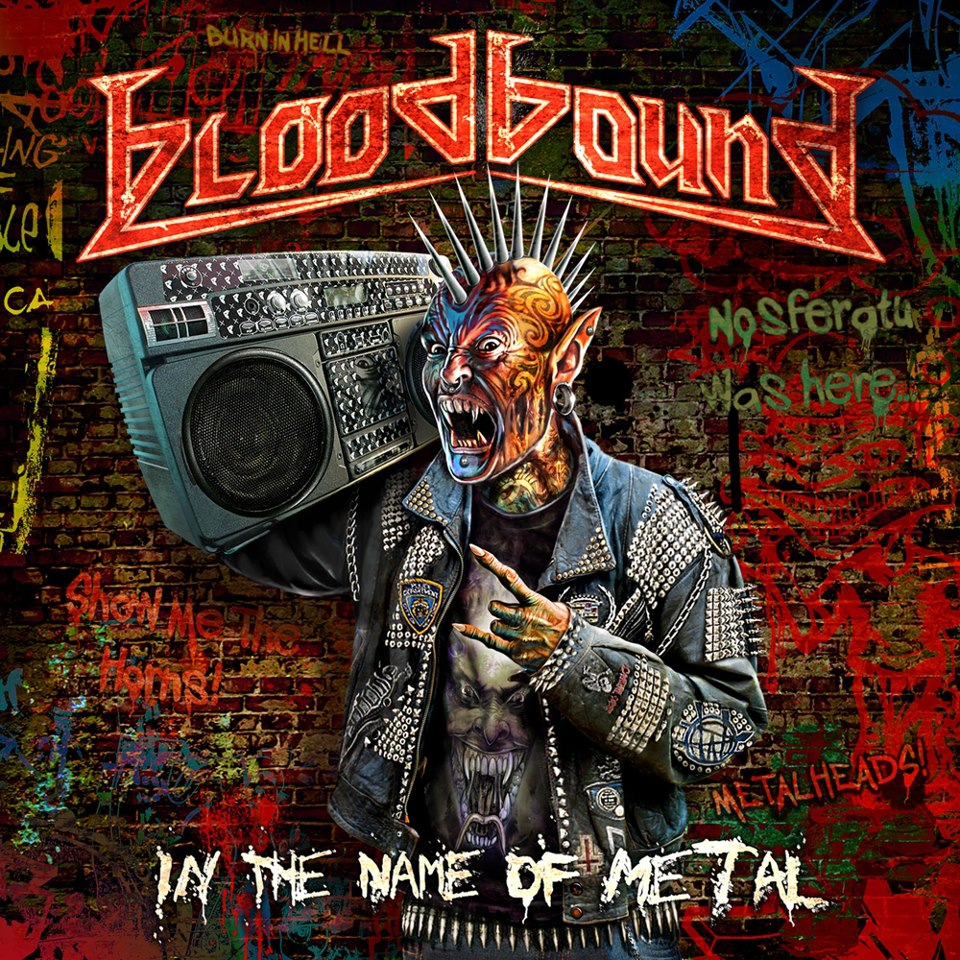 Bloodbound - In The Name Of Metal (2012)