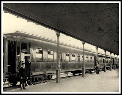 Compañía Internacional Wagons Lits (C.I.W.L.)