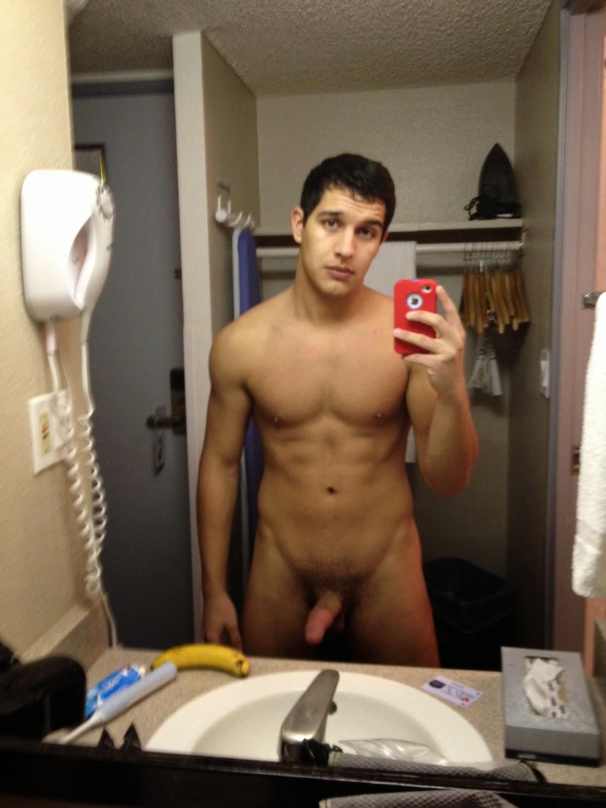 Tony Newport naked
