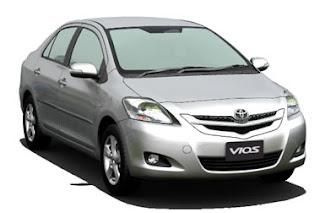 Jenis Mobil Paling Irit di Indonesia, Vios, mobil paling hemat