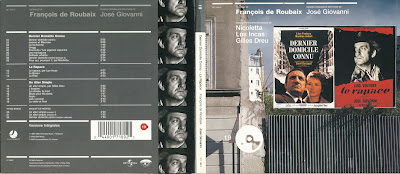 Francois de Roubaix - Dernier Domicile Connu and La Rapace 2008 (Universal)