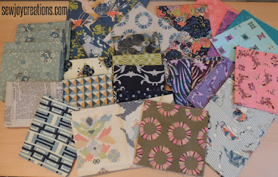 secret garden stash fabrics