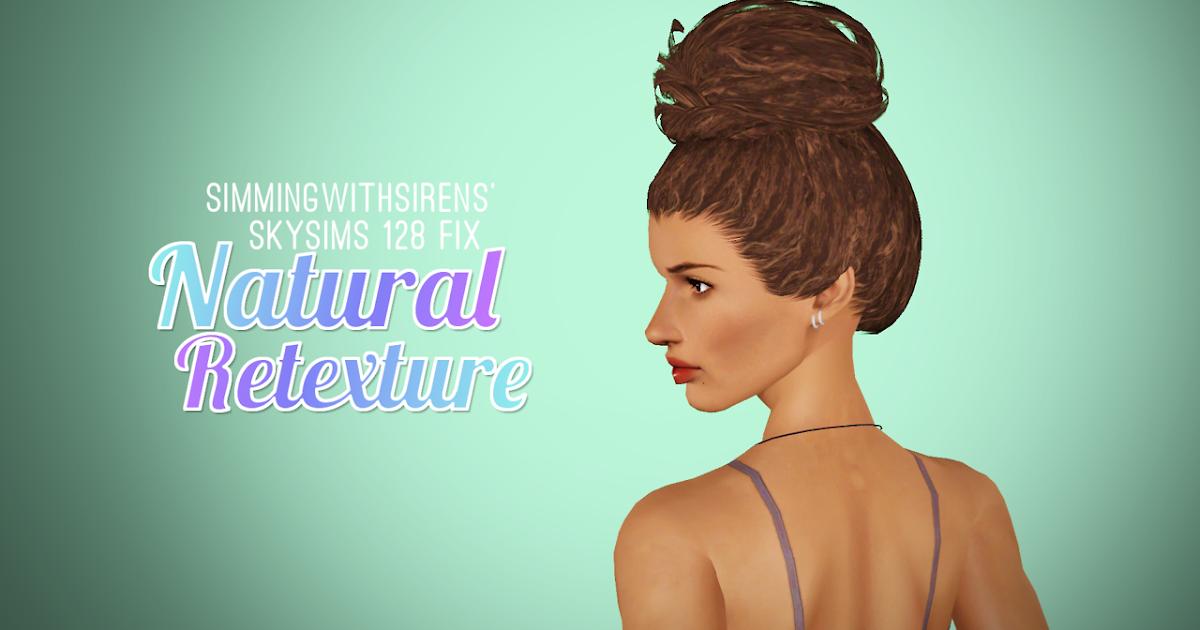 My Sims 3 Blog Skysims 128 Natural Retexture By Iggysaurus