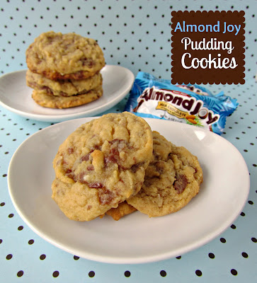 Recipe: Almond Joy pudding cookies