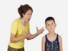 Psikologis anak yang sering dimarahi psikologis anak yang sering dimarahi