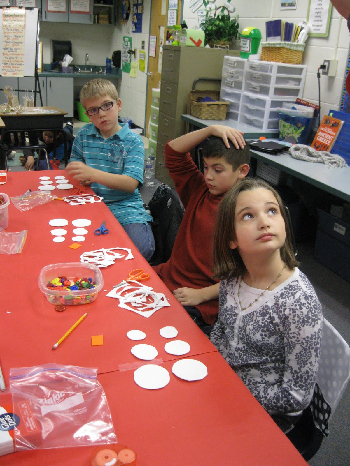 Amazing 3rd Grade Christmas Party Ideas Part - 11: Third Grade Thinkers