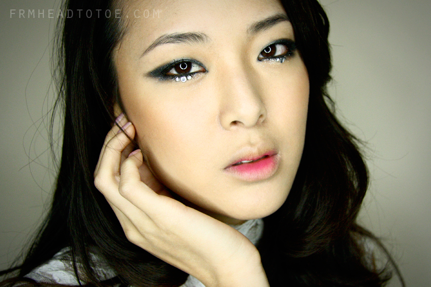 Miss a quot touch quot mv makeup tutorial from head to toe