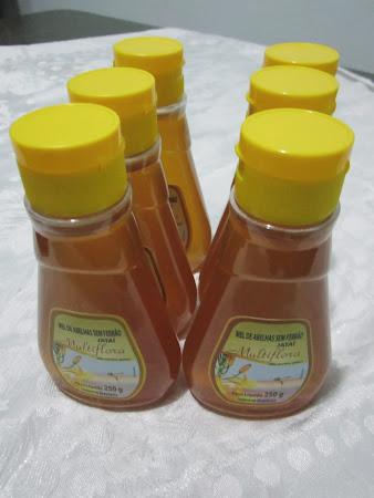 Potes de mel
