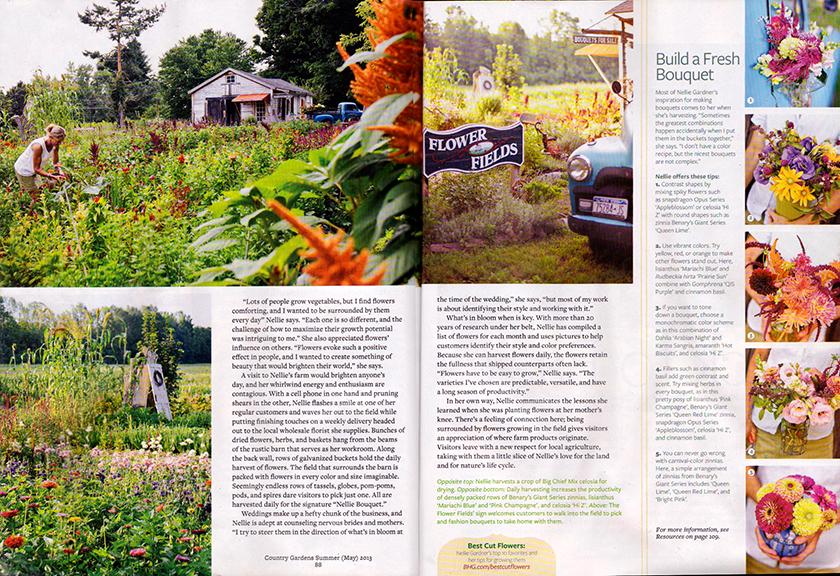 is key seasonal color finegardening magazines garden repetition