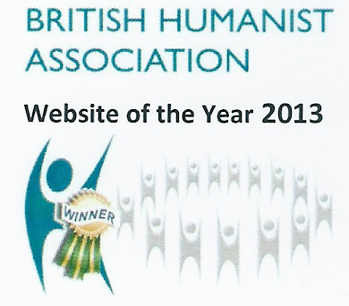 Dorset Humanists - A Website Winner!