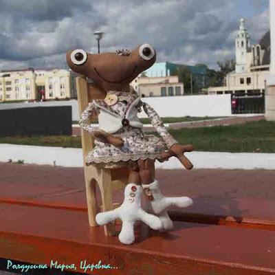 царевна лягушка купить в подарок