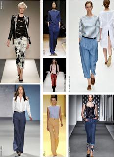 tres chic moda 2012