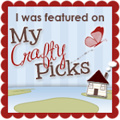 My Crafty Picks #75