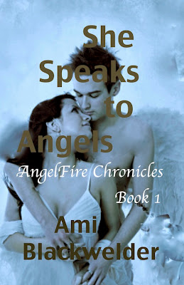 {Cover Reveal+Character Interview} She Speaks to Angels by Ami Blackwelder