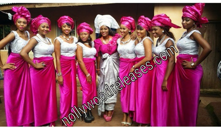 Image result for queen nwokoye wedding
