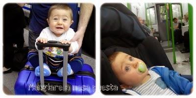 Viajar con bebés: Londres