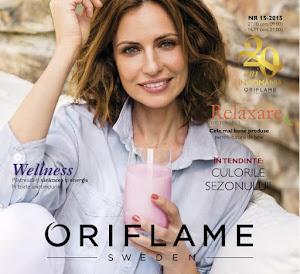 Catalog Oriflame C15 2015