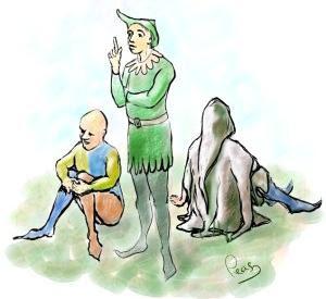 рыцари и лжецы