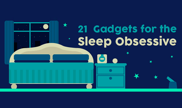 21 Gadgets for the Sleep Obsessive