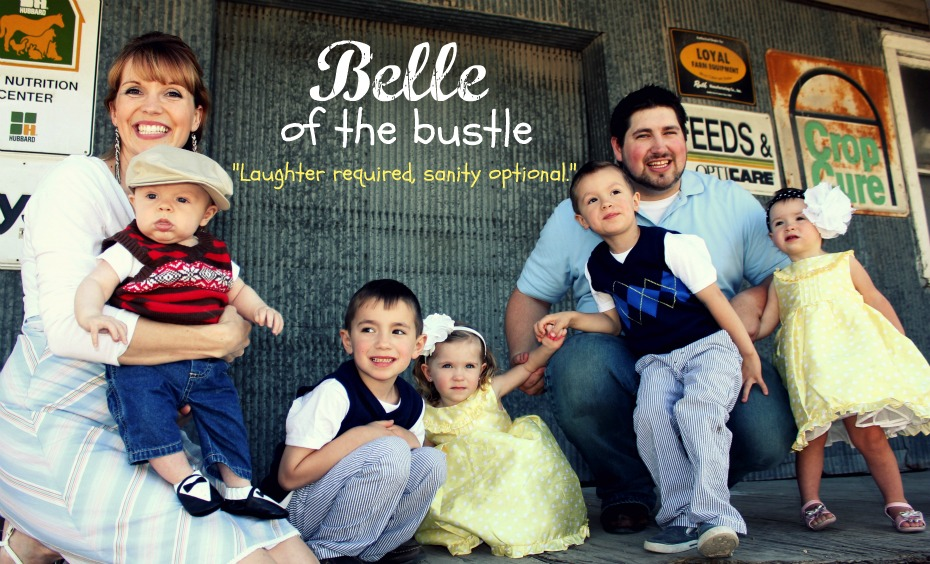 Belle of the Bustle