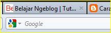cara mengganti merubah favicon blog