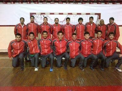 Equipo mexicano que participará del IHF Trophy Intercontinental | Mundo Handball