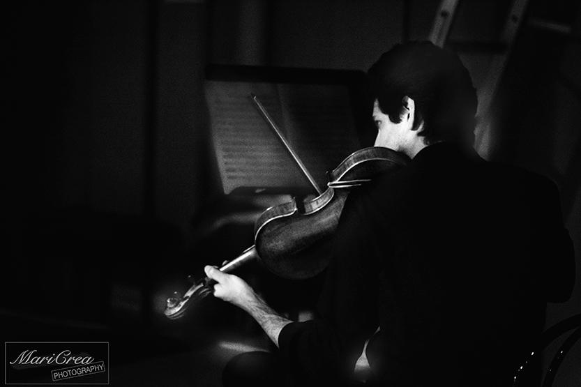 Concerto dietro le quinte
