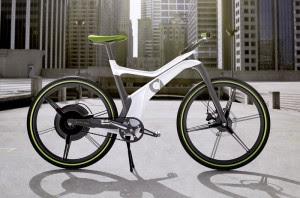 Desain Sepeda Pintar Untuk di Kota