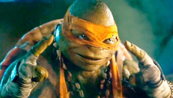 Tráiler final de Ninja Turtles en castellano