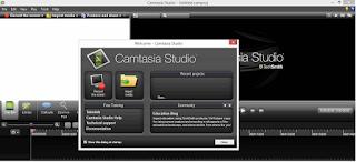 Download Camtasia Studio 8.6.0 Build 2054 Terbaru