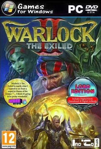 Game Warlock 2: the Exiled Free Download PC