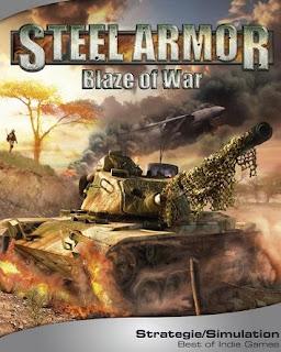 Steel Armor Blaze Of War Free Download Game