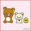 CLICK TO CHOOSE AND BUY RILAKKUMA HERE!