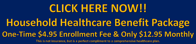 Low Cost Healthcare Benefits Only $12.95 Monthly