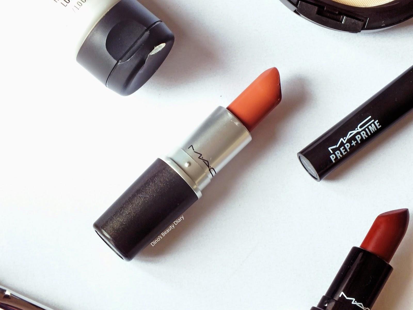 Dino's Beauty Diary - Beauty - Mac Haul