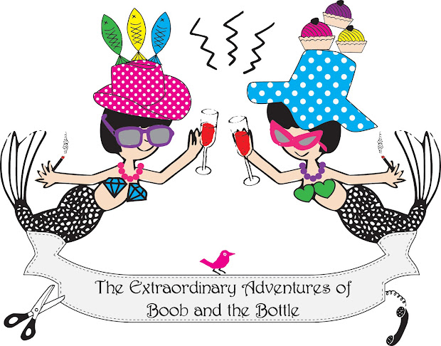 The extraordinary adventures of boob and the bottle