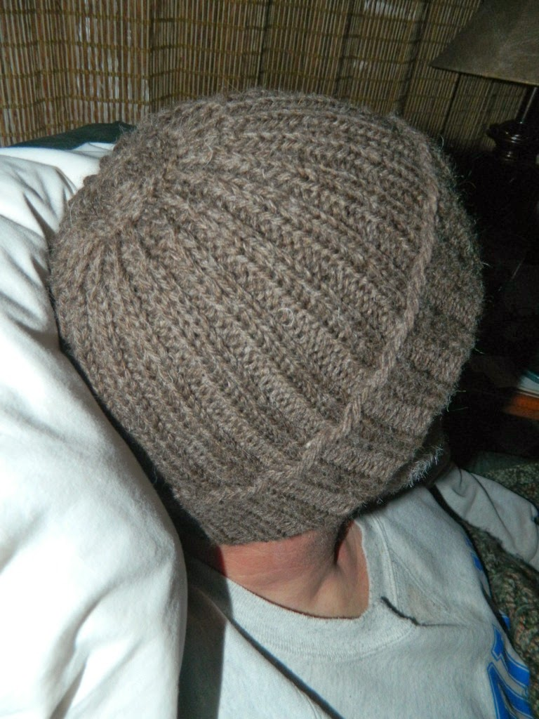 Knitting Mittens With Magic Loop : Meanwhile back at the ranch magic loop knitting